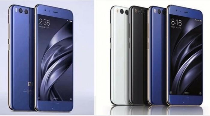 Xiaomi Mi 6. Foto: istimewa