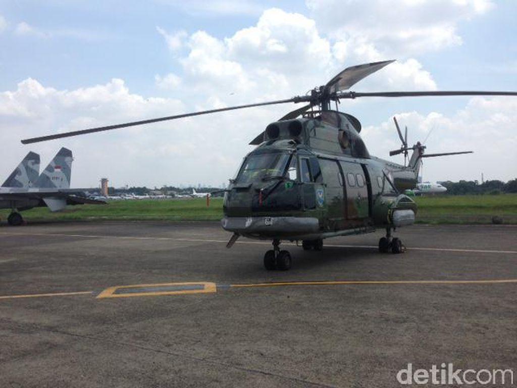 TNI AU Gelar Latihan Udara Bersama dengan Singapura di Riau