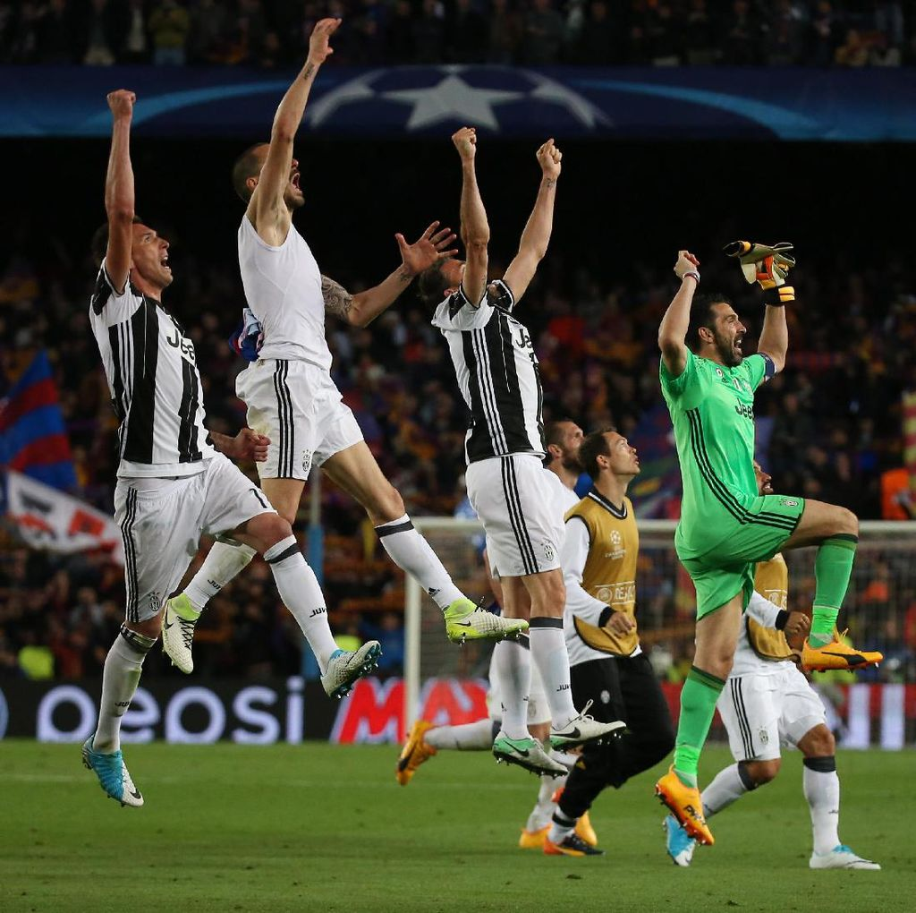 Presiden FIGC: Juve Punya Semua Atribut untuk Menangi <i>Treble</i>