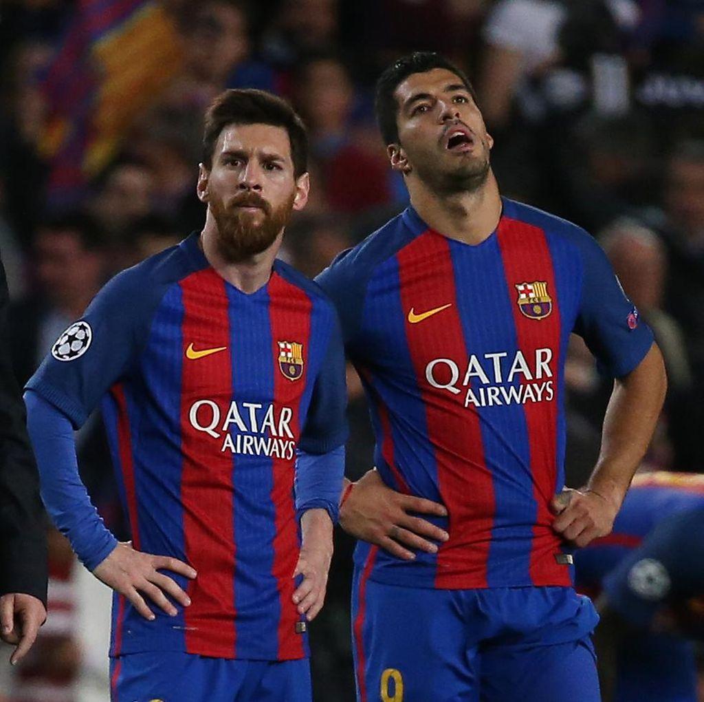 Hilangnya Insting Membunuh Barcelona
