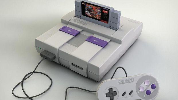 Nintendo Masuki Umur yang ke-129