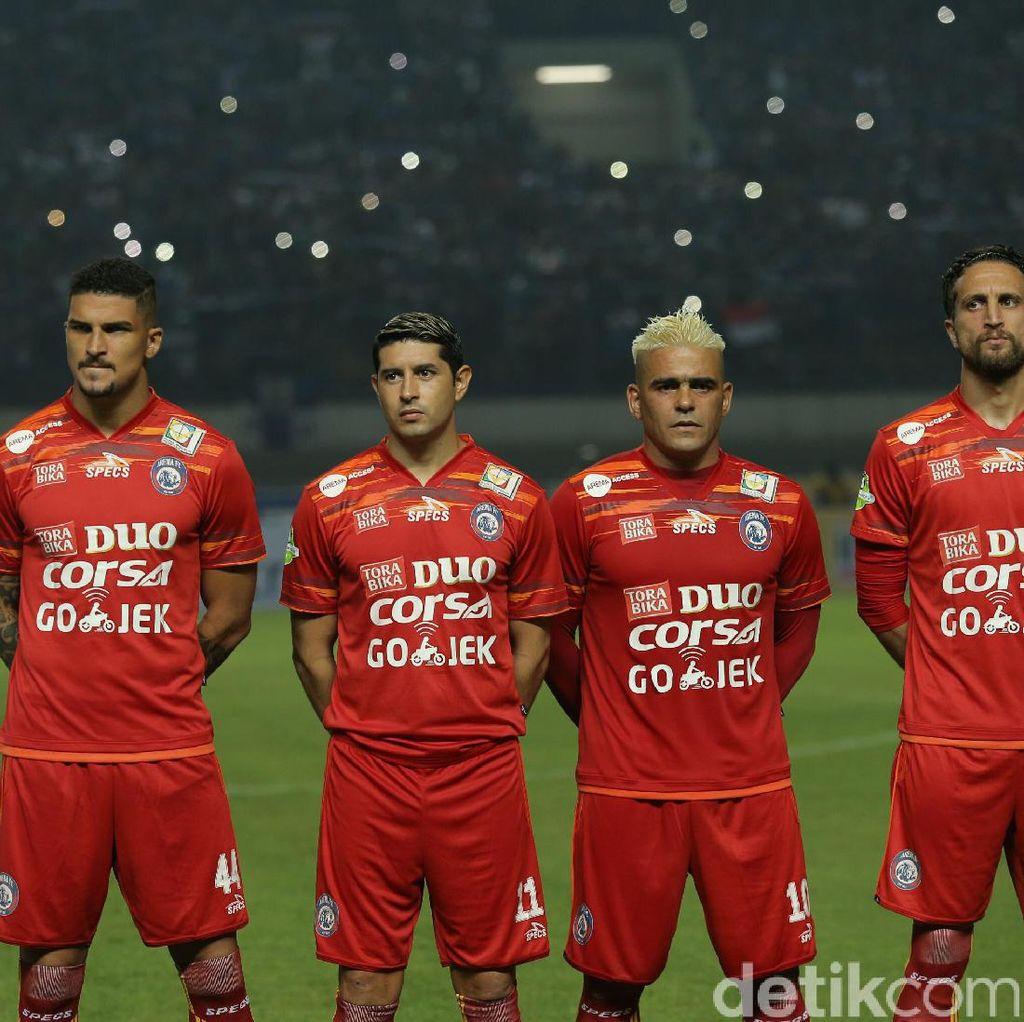 Khusus untuk Big Match, Arema FC Naikkan Harga Tiket Laga Kandang