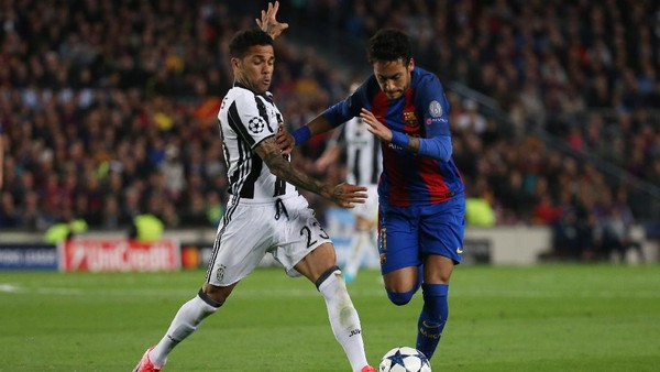 Neymar Oke, tapi Oke Saja Tak Cukup untuk Barcelona