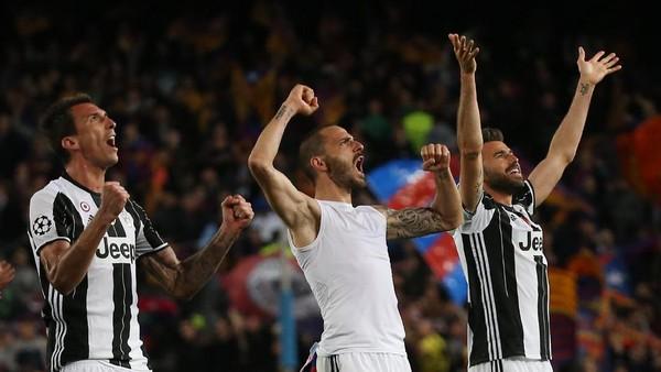 Bonucci: Madrid, Atletico, Monaco Takkan Mau Bertemu Juve