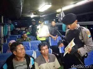 Polisi Banyuwangi Ikut Bantu Cari Tahanan Polres Malang yang Kabur
