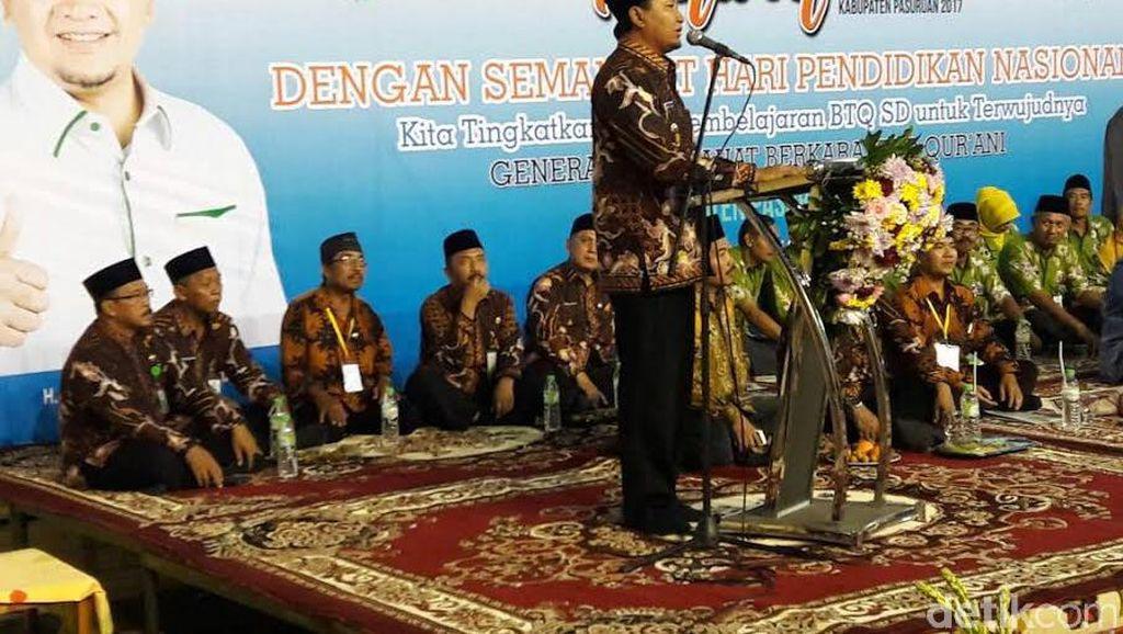 Festival Rajabiah Gembleng Anak Usia Dini Kuasai Al-Quran