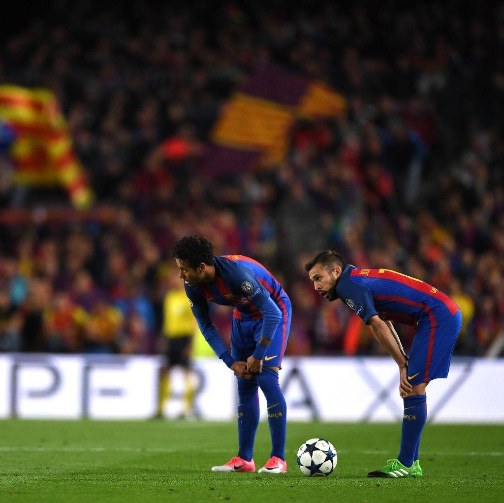 Barcelona Mesti Berkontemplasi