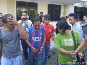 Ditangkap Polisi, Pasangan ini Gagal Menikah Pakai Uang Palsu