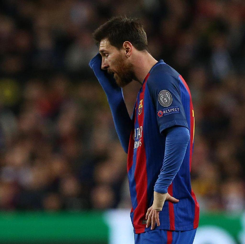 Terkait Penggelapan Pajak, Messi Didukung Penuh Barca