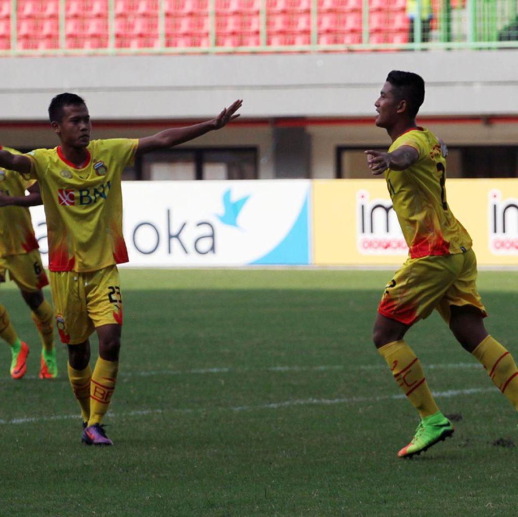 Bhayangkara FC Tundukkan Perseru 2-1
