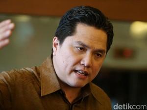 Tunggu Restu Erick, Holding Indonesia Battery Rampung Minggu Ini