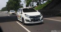 Daihatsu Ayla harganya mulai Rp 101 jutaan.