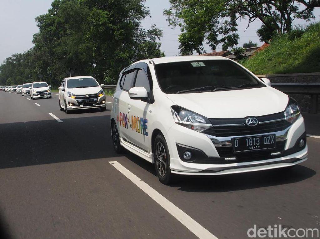 Mobil LCGC Harus Tembus 22 Km/L, Ini Kata Daihatsu