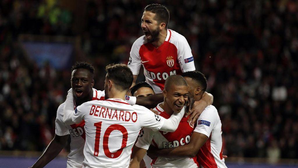 Monaco Yakin Bisa Lewati Juve dan Lolos ke Final