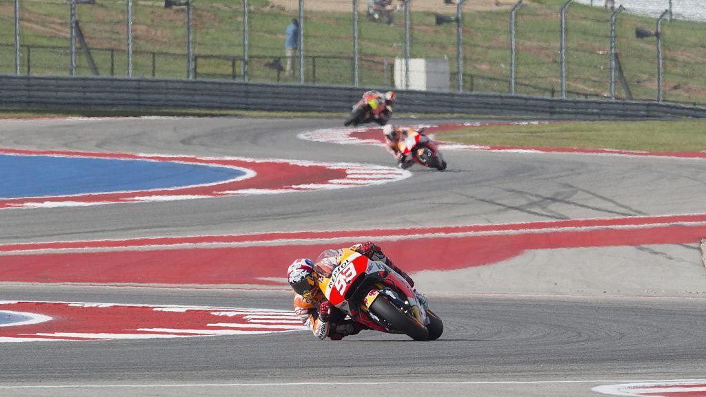 Statistik MotoGP Austin