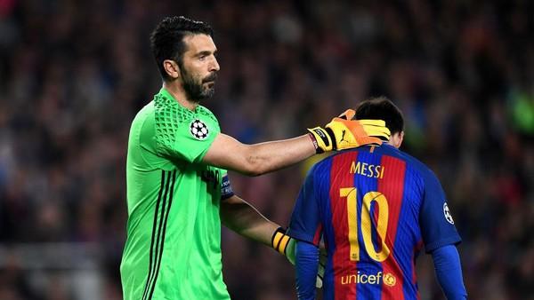 Ini Penyebab Lini Serang Barcelona Mandul Saat Menjamu Juventus