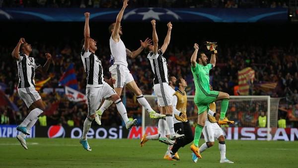 Juventus Selangkah Lebih Dekat Menuju Cardiff