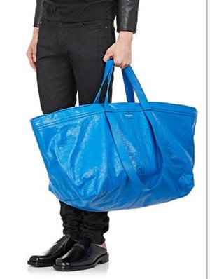 Tas Balenciaga Seharga Rp 28 Juta Mirip Kantong Belanja Ikea