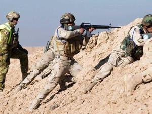 Paramedis Australia Rawat Tentara Irak Korban Serangan Kimia ISIS