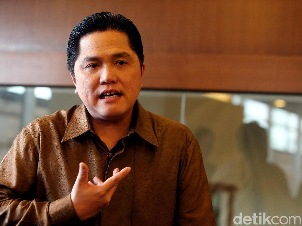 Erick Thohir Rombak Direksi PPA, Eks Anak Buah Sri Mulyani Jadi Komisaris
