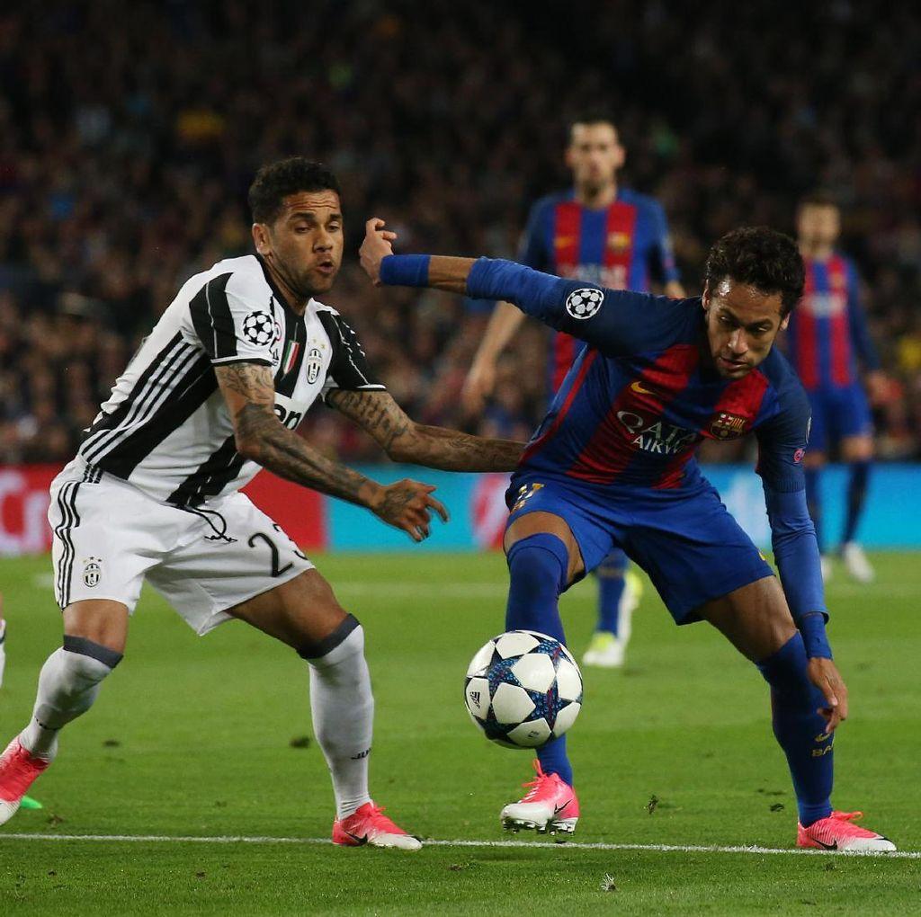 Mandulkan Barcelona, Juventus Samai MU dan Bayern