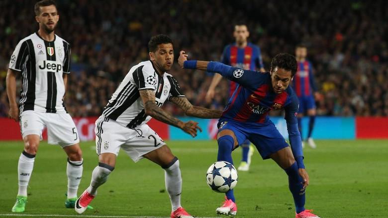 Tumpulkan Barcelona di Camp Nou, Juventus Lolos ke Semifinal