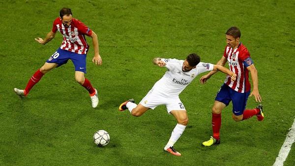Jumpa Madrid Lagi, Atletico Tak Gentar dan Justru Antusias