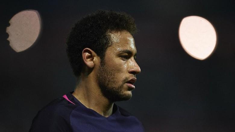 Banding Barca untuk Hukuman Neymar Ditolak