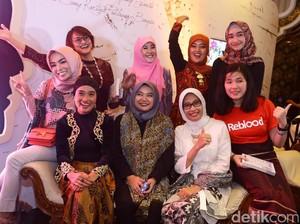 Saksikan <i>Streaming</i> Detikcom Womens Lounge: Kartini Masa Kini Siang Ini