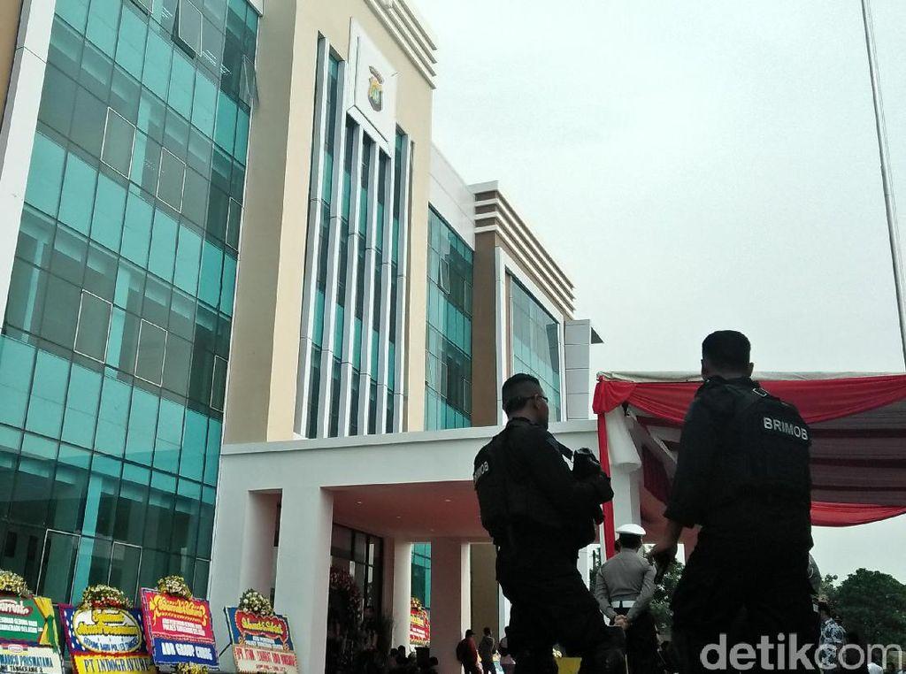 Polisi Cek CCTV yang Merekam Aksi Begal Payudara di Bintaro