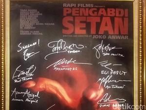 Joko Anwar Garap Ulang Film Pengabdi Setan