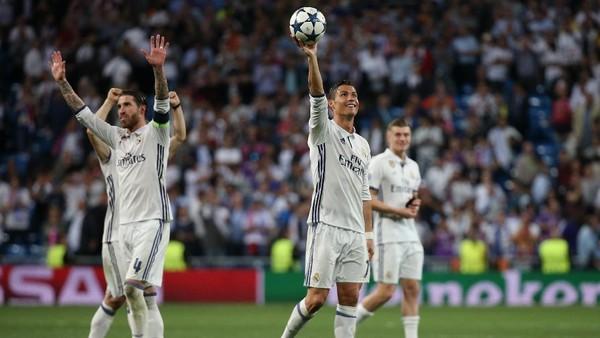 Madrid Mau Tambah Derita Barcelona