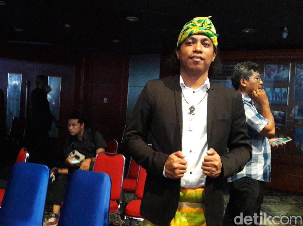 Arie Kriting Bantah Ada Perpecahan di Antara Komika