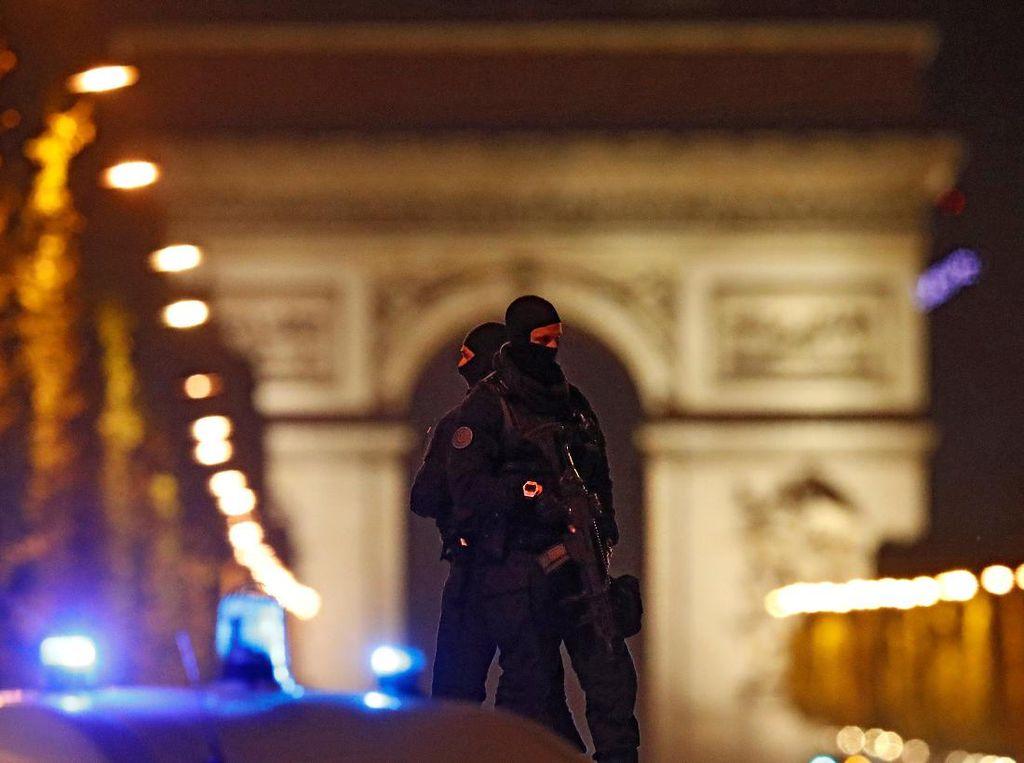 Curi Pelontar Roket dari Kereta Prancis, Seorang Pria Ditahan