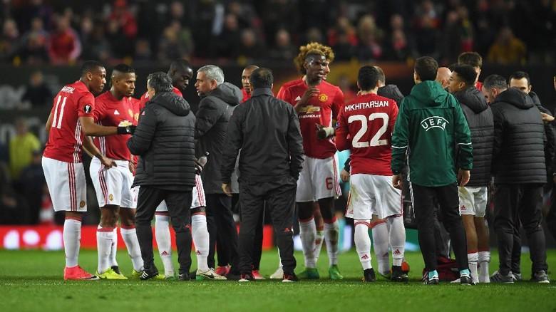 Mourinho: Tidak Ada Lawan Mudah di Semifinal