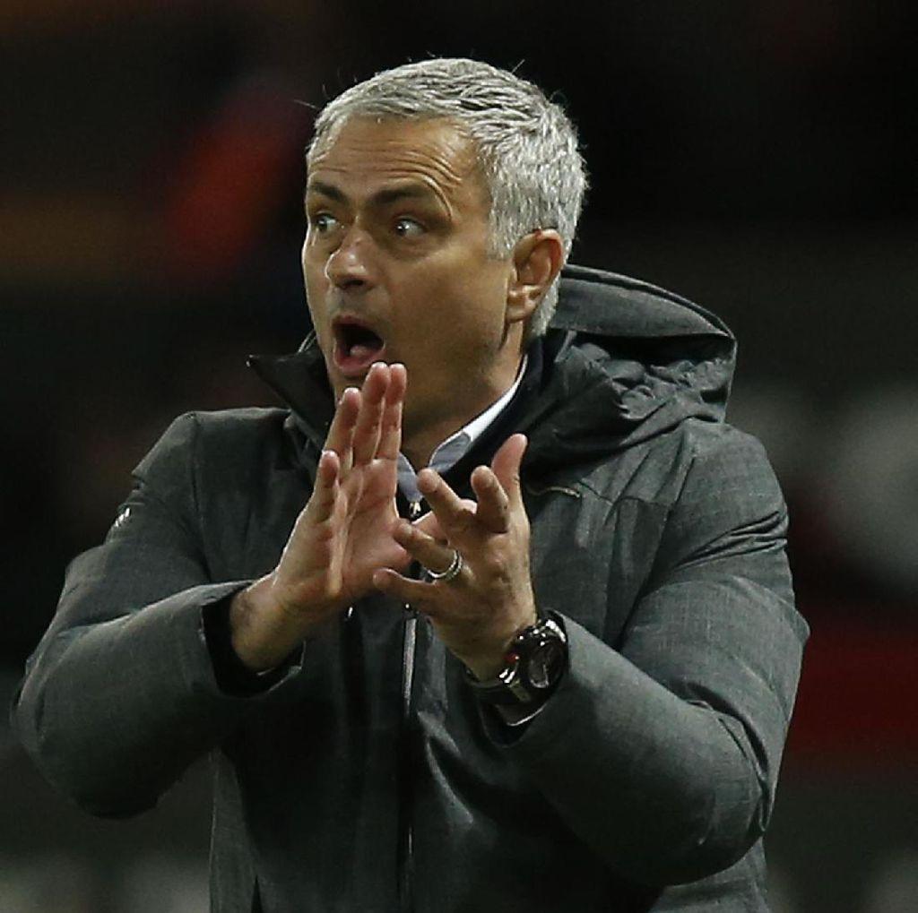 Mourinho di Kompetisi Eropa: 10 Perempatfinal, 10 Menang