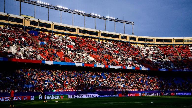 Kemenangan atas Madrid Akan Jadi Kado Perpisahan untuk Vicente Calderon