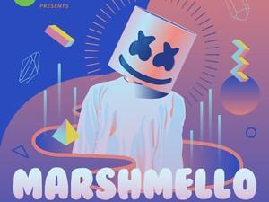 6 Hari Lagi, Marshmello Konser di Jakarta