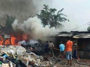 Ibu Lupa Matikan Kompor, Bayi Nabila Tewas Terbakar di Rumah