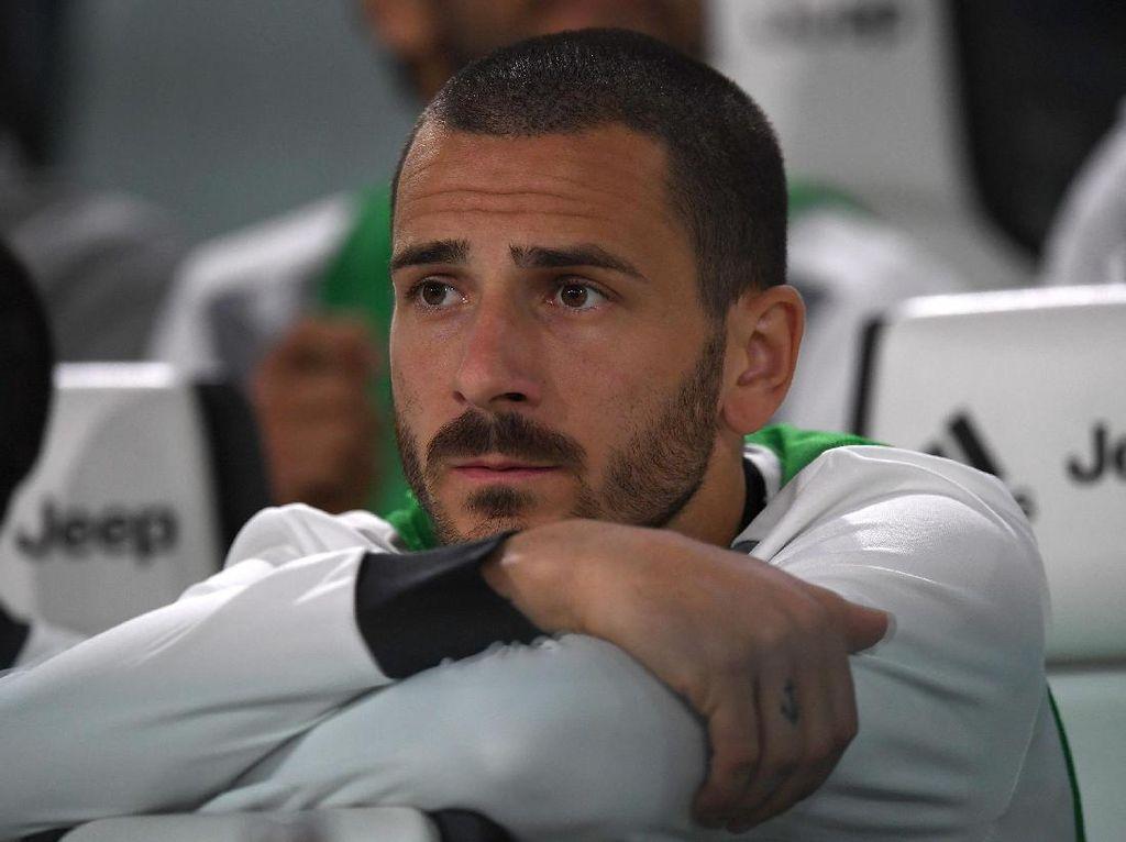 Tiba di Milan, Bonucci Segera Tuntaskan Transfernya