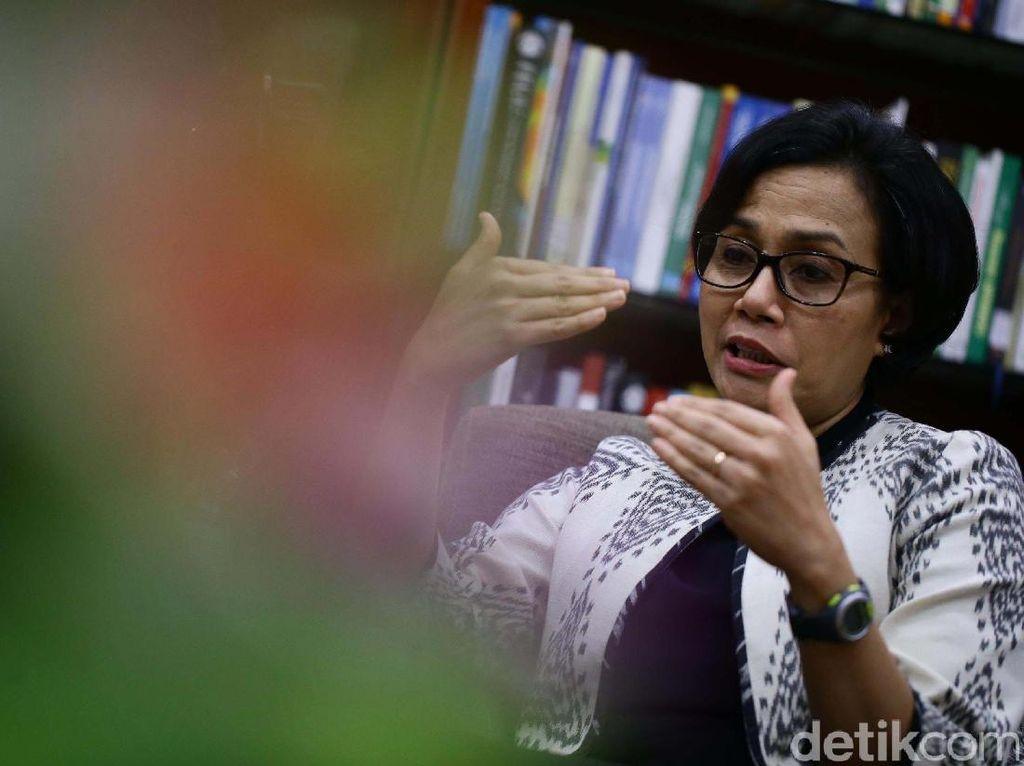 Penjelasan Sri Mulyani ke DPR Soal Pajak 2016 Sempat Bikin Was-was
