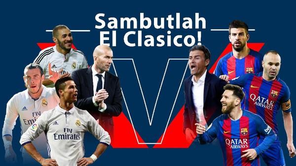 Sambutlah <i>El Clasico!</i>