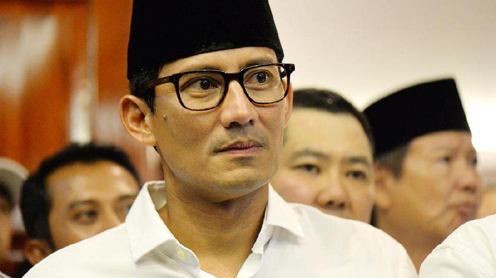 Rencana Sandiaga Uno Gandeng Swasta untuk Bangun Stadion di Jakarta