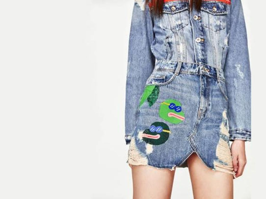 Zara Diktritik karena Rilis Baju Bergambar Kodok, Kenapa?