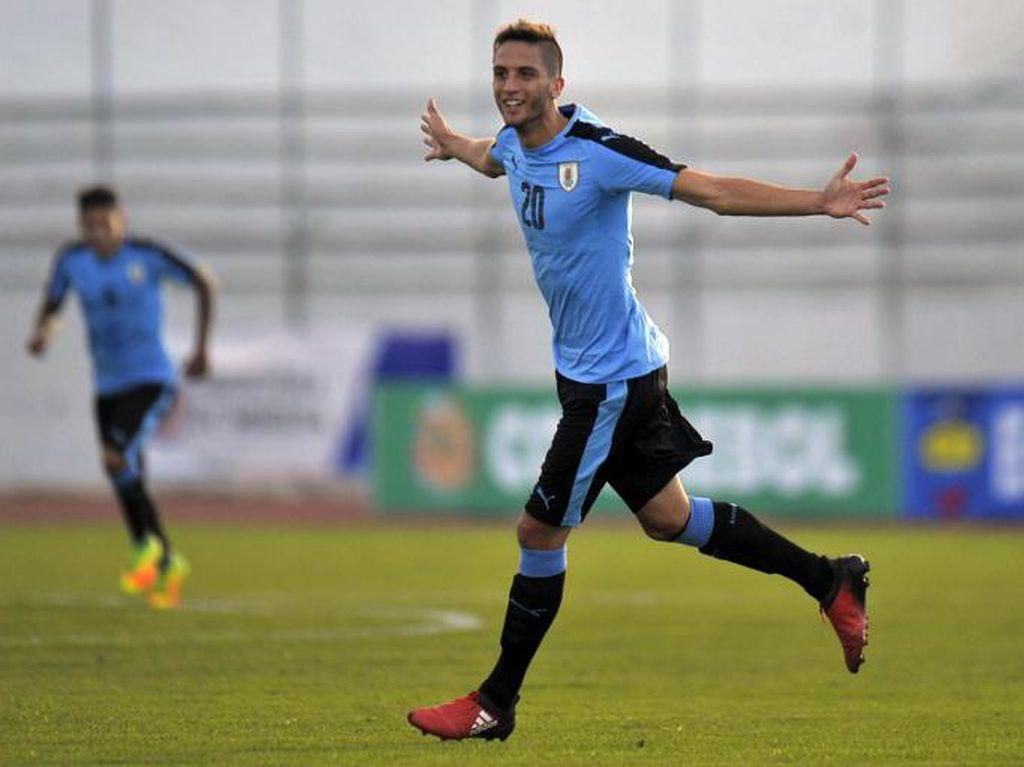 Juventus Datangkan Rodrigo Bentancur