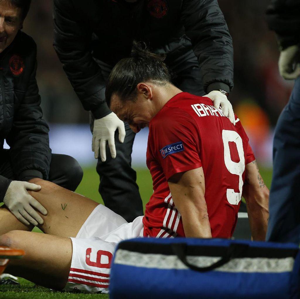 Daftar Cedera MU Makin Panjang, Mourinho: Kami dalam Masalah