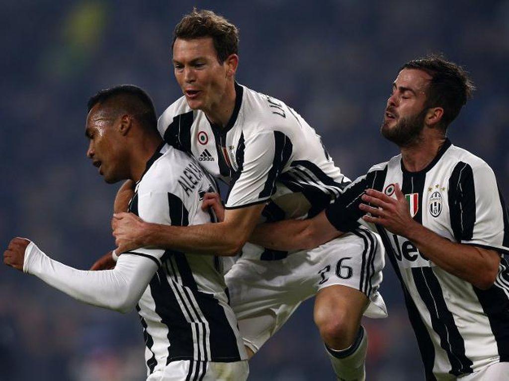 Juventus Senang Terhindar dari Madrid, tapi Anggap Monaco Sangat Berbahaya