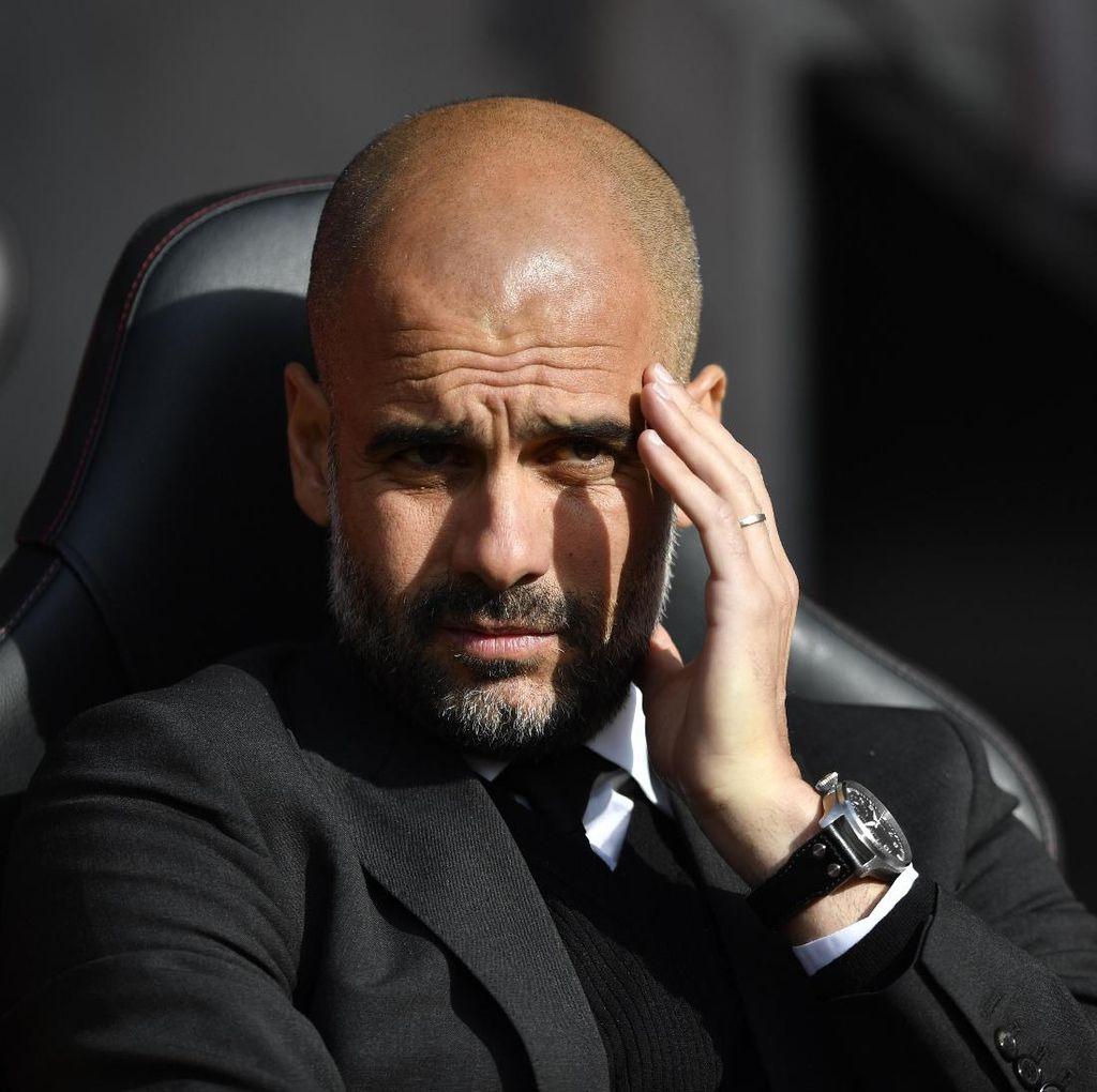 Guardiola Bisa Paham Kalau Pemilik City Tak Senang dengan Musim Ini