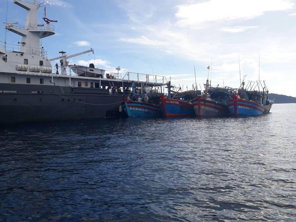 Cegah Illegal Fishing, DPR Minta Kapal Pengawas Harus Prima & Lebih Besar
