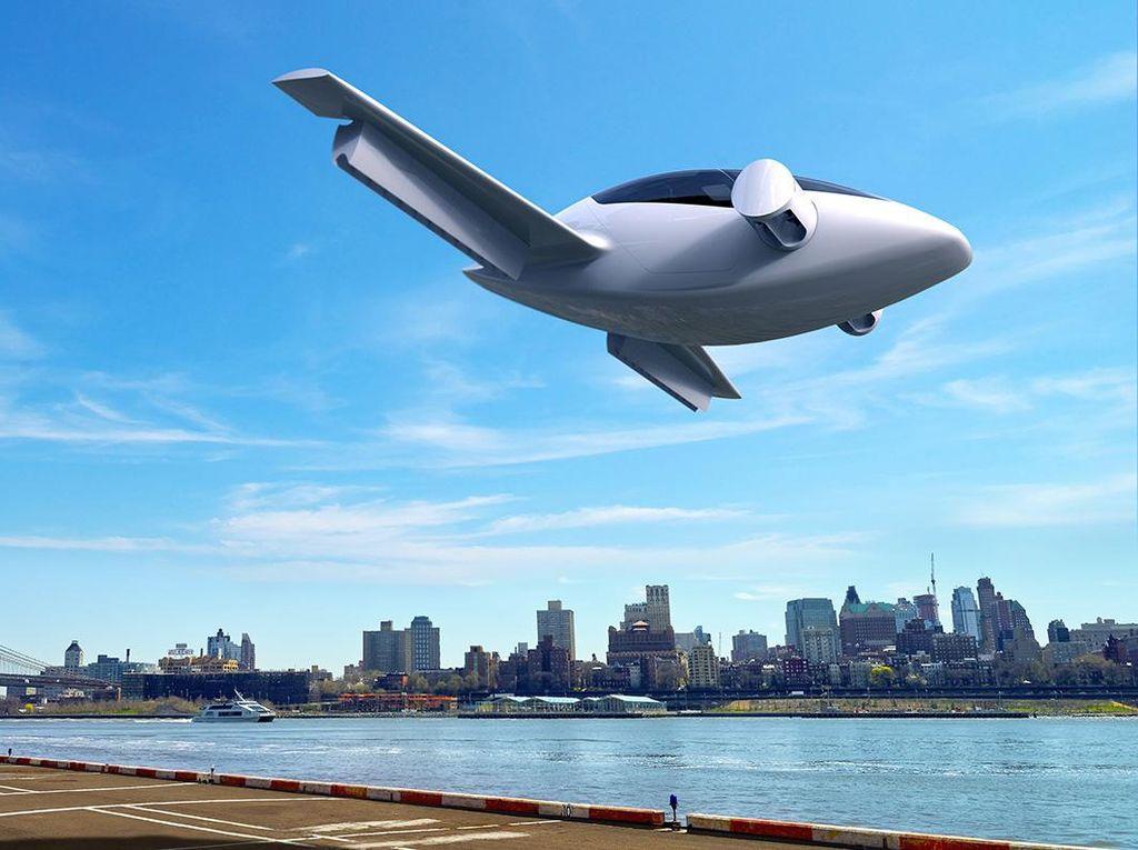 Keseriusan Jepang Wujudkan Proyek Mobil Terbang